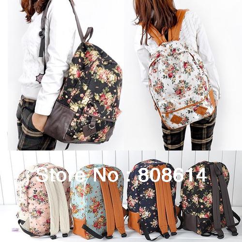 online kaufen gro handel blumen rucksack aus china blumen rucksack gro h ndler. Black Bedroom Furniture Sets. Home Design Ideas