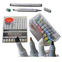 72-Color Free Shipping EF101  Finecolour Marker pen set for manga Junior artist cheaper than Copic Ciao -
