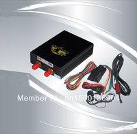 For sale TK103 Vehicle/Car GPS Quadband cut off fuel SD card slot TK 103 GSM SMS GPRS Tracking