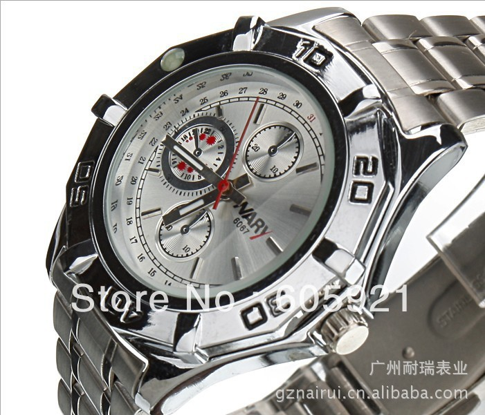 2013 Men's fashion lovers waterproof sports watch(China (Mainland))