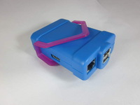 Raspberry Pi Media Center kit ( Raspberry Pi + Plastic Case + Case Holder + Micro USB Cable)