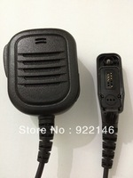 Remote shoulder Speaker Microphone for motorola  XPR6550 P8268 XPR6300 XPR6350 walkie talkie two way radio