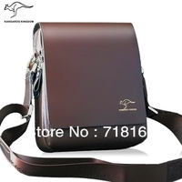 Hot Selling High Quality men genuine leather bags crossbody shoulder bag messenger bags men's business briefcase free shipping