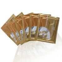 Wholesale - Collagen Crystal Eye Mask set / eye patches, Pilaten, Anti-wrinkle-moisture ,100pcs(50bags) / lot