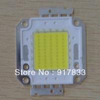 Superbrightness 4400lm Square Copper Base 45mil Bridgelux Epistar Chip LED 40W