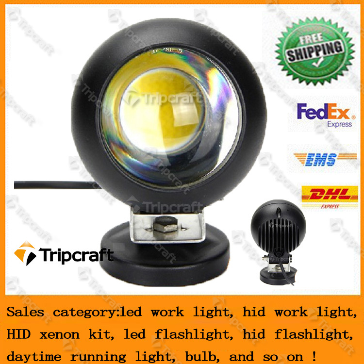 New Arrival Cree 25W led worklight 4''1500LM 12v LED work light for suv jeep tractor driving lamp super bright led offroad lamp(China (Mainland))