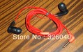 "HOT ""L"" plug  3.5MM In-ear earphone for Mobile Phone MP3/MP4/ DJ/PSP  CD  blags(China (Mainland))"