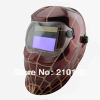 LI Battery solar Automatic darkening welding helmet/welder mask/eyes mask/welder cap for welding machine and plasma cutter