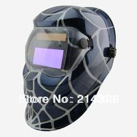 Solar auto darkening welding helmet/welding mask/protect mask/eye glasses/shading goggles for the TIG MMA MIG welding machine