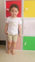 2014 boy summer set t-shirt+jeans+caps new design size2-5T children sets