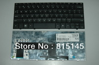 Free Shipping! Laptop Keyboard for New HP Compaq MINI 110 MINI110-1000 MINI110-1100 Black v100226s1 US keyboard