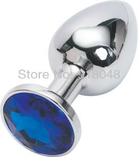 Metal Anal Butt Plug,Crystal Jeweled Anal Plug,Steel Buttplug,Sex Toys,Large Size Sexo Anal,Sex Products,sextoy,Free Shipping