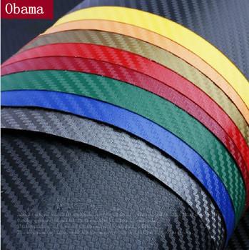 "1.27X0.3Meter 3D carbon fiber car film vinyl/ carbon fibre car accessories (50X11.8"") car styling--13 color option"