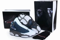 Free Shipping 2013 new style retro Air 13 Elite Men Basketball shoes j13 Fashion and comfortable shoes-in Basketball Shoes