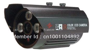 CCTV 700TVL Sony CCD High line Array IR LED Security camera 6mm Surveillance Cam High-quality!