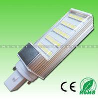 DHL FREE! 20pcs/LOT G24 E27 5W 7W 9W 11W 12W 14W 2800-7000K SMD5050 isolated power led plug light,Wholesale/Retail