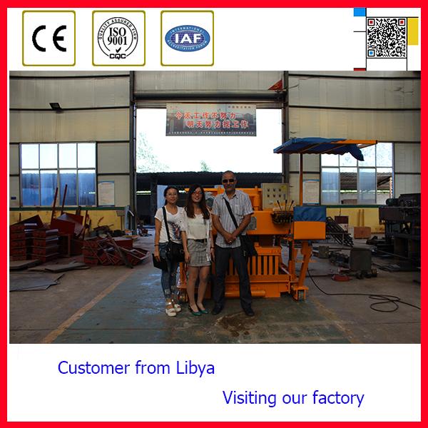 mobile brick making machine in india WT6-30(China (Mainland))