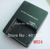 5PCS/LOT camera charger for nikon EN-EL14 ENEL14 MH24 MH-24 Coolpix P7000 D7000 D3100 D5100  battery charger