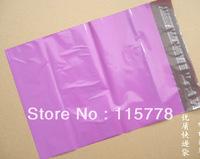 20*34cm purple plastic mailing bags,express bags,courier bags,express envelope
