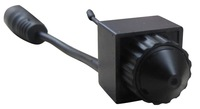 2013 NEW!shipping FREE 5.8ghz Wireless camera pinhole lens TE92B (90 deg VOA;16 CHs;0.008lux)