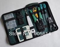 RJ45 RJ11 RJ12 CAT5 LAN Network Tool Kit Cable Tester Crimp Crimper Plug Pliers