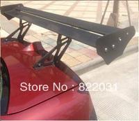 aluminum alloy spoiler rear wing universal racing stylish trunck lid mounted