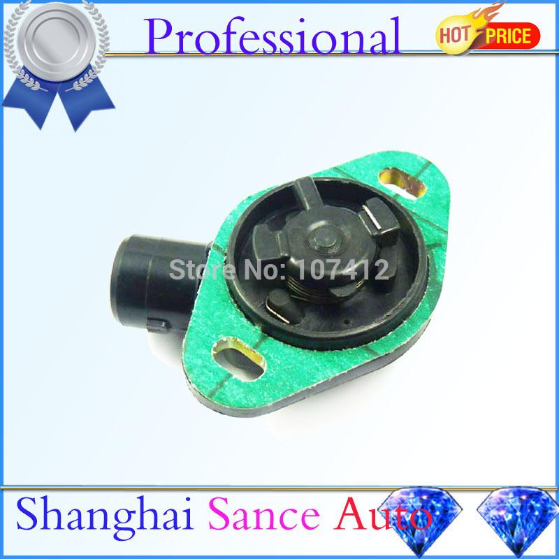 Throttle Position Sensor TPS 911-753 16400-P06-A11 For Honda Accord Del Sol CRX Civic CR-V Prelude Acura Integra CL 1988-2001(China (Mainland))