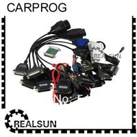Lowest price 2013 CARPROG FULL set repair tool v4.01 carprog crack with free shipping