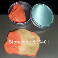 Heat Sensitive thinking putty Hypercolors silly putty handgum toys