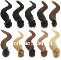 Top quality queen hair products brazilian virgin hair straight keratin tip hair extension 613 blonde virgin hair extensions
