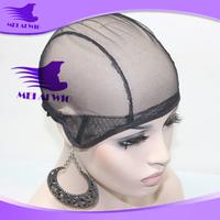 black cap  Machine Made wig Weft back Cap inside inner caps net wig making wholesale  Supplier Size Medium 2piece\lot