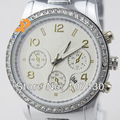 2013 New Arrival Fashion Brand Watch Rose gold for Men Women Lady Stainless Steel Wrist Quartz Watch Clock PIM001