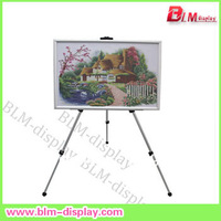 easel show self showing stand pop spider LED writing board display equipment FEDEX IE Free shipping BLM-201