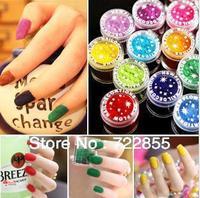 Free shipping/ Elegant velvet nail polish