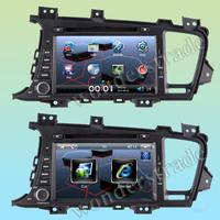 "8"" CAR DVD PLAYER + GPS Navigation for KIA K5 / Kia Optima 2011 2012 / Russian language / 3G internet"