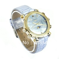 4GB Exquisite HD MP3 Watch Camera For Girls ,Mini camera,hidden digital video,hidden camcorder dvr