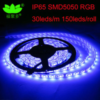 The Hottest Product LED Flexible Strip Lightings Epistar Chip 5050 150Leds 5M/Bag