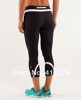 FREE SHIPPING LULULEMON YOGA PANTS FOR GIRLS, SIZE: 2,4,6,8,10,12, LU LU LEMON IN CLOTHES,2012 Casual woman pants