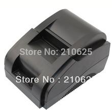 2' 58mm black  USB interface thermal receipt printer thermal bill printer pos printer(China (Mainland))