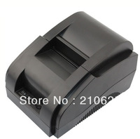 2' 58mm black  USB interface thermal receipt printer thermal bill printer pos printer