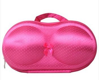 Free shipping(2pcs/lot)Creative  lady bra storage bag Lady briefs and bra storage box