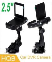 2.5 ''Color LCD Car DVR Camera Recorder SDMMC free shipping Wholesale