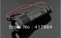 CREE T6 10W 1000Lm 18650 26650 Rechargeable focus ajustable LED torch