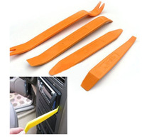 Removal tool Car Accessories audio removal 4pcs-Car Radio Door Clip Panel Trim Dash Audio Removal Pry Tool Kit E002032]