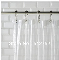New arrival Polyester Shower curtain 180x200cm JF2012(China (Mainland))