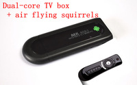 MK809II dual-core android 4.2 MINI PC with bluetooth function TV - BOX 8 gb of ram + AF100 air flying squirrels, free shipping
