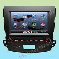 """8"""" Car DVD player GPS for MITSUBISHI OUTLANDER (2006-2011) / PEUGEOT 4007V (2007-2011) / 3G internet"""