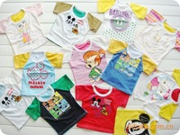 2013 I love papa & i love mama children t shirt kids fashion tshirt many colors 3 sizes free shipping ali13