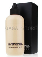 Free shipping face and body bottle hydra meticulous liquid foundation 120ml