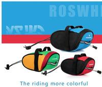 New Fashional bicycle bag 3 Colors Saddle Bike bag 2013 Fashional bike saddle bag Wholesale/Drop shopping[y02057]